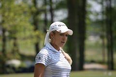 Natalie Gulbis, excursion de golf de LPGA, Stockbridge, 2006 photo stock