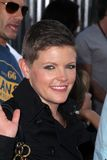 Natalie Maines. At the 'Real Steel' World Premiere, Gibson Amphitheater, Universal City, CA 10-02-11 Stock Photography