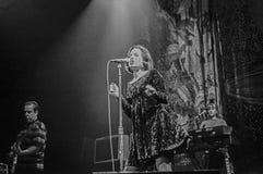 Natalie Merchant of 10 000 Maniacs