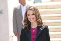 Natalie Portman Royalty Free Stock Photo