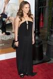 Natalie Portman Fotografia de Stock