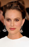 Natalie Portman fotografia stock libera da diritti