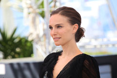 Natalie Portman. Attends the 'A Tale Of Love And Darkness' photocall during the 68th annual Cannes Film Festival on May 17, 2015 in Cannes, France Stock Photo