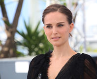 Natalie Portman. Attends the 'A Tale Of Love And Darkness' photocall during the 68th annual Cannes Film Festival on May 17, 2015 in Cannes, France Royalty Free Stock Photos