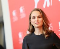 Natalie Portman attends `Vox Lux` Stock Photography
