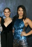 Natalie Portman et Gina Rodriguez Photo stock