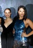 Natalie Portman et Gina Rodriguez Image stock