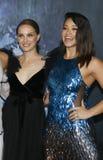 Natalie Portman et Gina Rodriguez Photo libre de droits