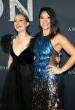 Natalie Portman and Gina Rodriguez Royalty Free Stock Images