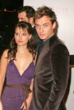 Natalie Portman, Jude Law Στοκ Φωτογραφίες