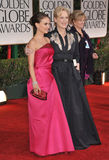Natalie Portman, Meryl Streep Stock Images
