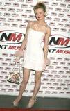 Natalie Reid en el partido del desbloquear de registro de Kaylah Marín, Mickey, Hollywood del oeste, CA 10-19-09 Imagenes de archivo