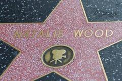 Natalie Wood gwiazda hollywoodu zdjęcia stock