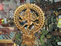 Nataraj shiva statue. Its photo of shiva god statue highly worshipped among indians stock image