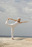 Nataraja-asana Stock Photography