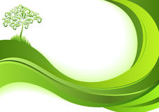 Natare background. Eco concept Royalty Free Stock Image