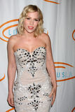Natasha Bedingfield arrives at the 12th Annual Lupus LA Orange Ball Royalty Free Stock Photography