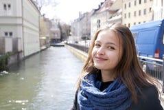 Natasha encontra Augsburg #2 Foto de Stock