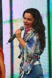Natasha Koroleva-– sowjetischer und russischer Popsänger und Schauspielerin des ukrainischen Ursprung Stockfotos