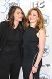 Natasha Lyonne & Clea DuVall Royalty Free Stock Images