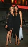 Natasha Richardson e Dreena DeNiro Fotos de Stock Royalty Free