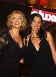 Natasha Richardson e Dreena DeNiro Fotografia de Stock