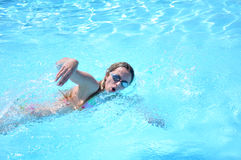 Natation Stock Photography