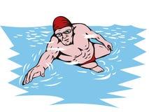 natation Images stock