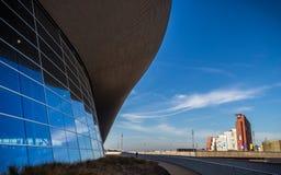 Natation de parc olympique Photos stock