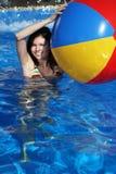 natation de regroupement Photo libre de droits