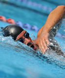 natation de sport Photos stock