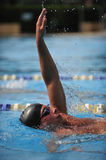 Natation - sport Photo libre de droits