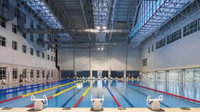 Natatorium Stock Image