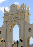 The Natatorium War Memorial. In Waikiki, Oahu, Hawaii Stock Photography