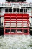 Natchez游览小船垂直 图库摄影
