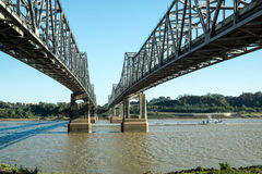 Natchez Crossing Stock Image