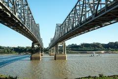 Natchez Crossing Stock Image
