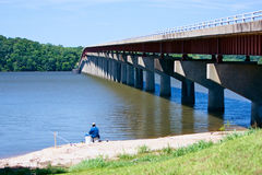 The Natchez Trace Parkway Stock Photos