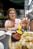 Natchos and Beer Royalty Free Stock Image