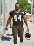 Nate Orchard NFL Cleveland Browns Stock Image
