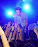 Nate Ruess, FUN. Royalty Free Stock Images