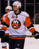 Nate Thompson, New York Islanders Royalty Free Stock Image