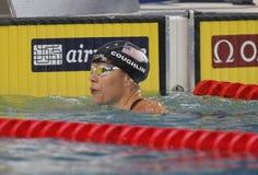 Nathalie Coughlin Coupe du Monde àChartres Lizenzfreies Stockfoto