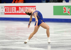 Nathalie WEINZIERL (GER) Royalty Free Stock Image