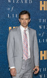 Nathan Darrow. Actor Nathan Darrow arrives for the New York City premiere of `The Wizard of Lies,` at the Museum of Modern Art MOMA on May 11, 2017.  The HBO Stock Photo