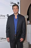 Nathan Fillion Stock Photography
