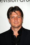 Nathan Fillion Stock Photo