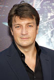 Nathan Fillion Royalty Free Stock Photo