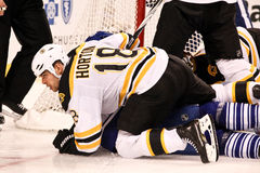 Nathan Horton Boston Bruins Royalty Free Stock Images