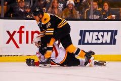 Nathan Horton Boston Bruins Royalty Free Stock Images